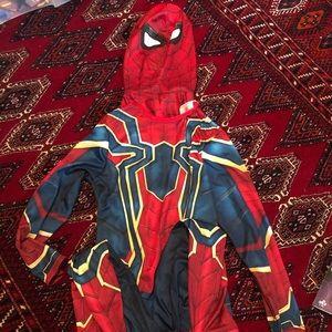 Avengers Iron Spider Costume